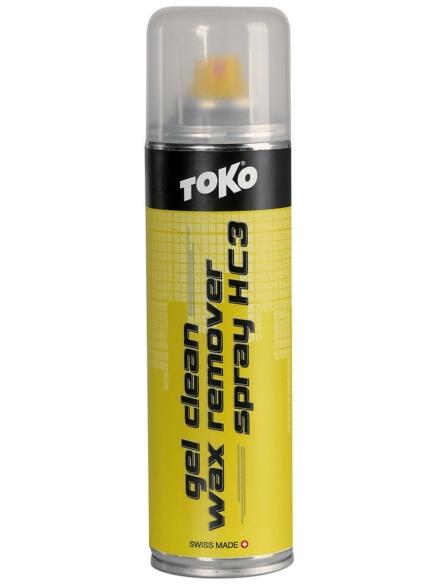 Toko Gel Clean Spray Hc3 250ml patroon