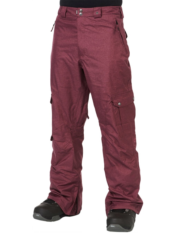 Light Cern broek rood