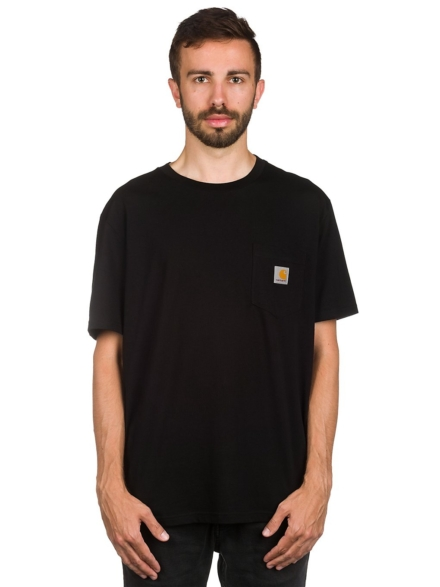 Carhartt WIP Pocket T-Shirt zwart