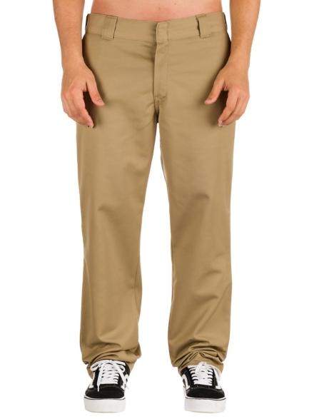 Carhartt WIP Master II broek bruin