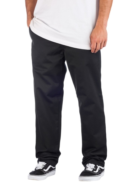 Carhartt WIP Master II broek zwart