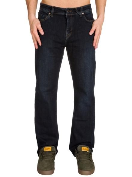 Volcom Kinkade Jeans zwart