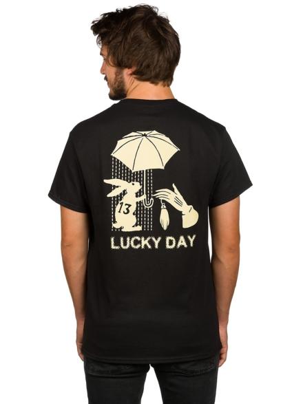 Empyre Lucky Day T-Shirt zwart