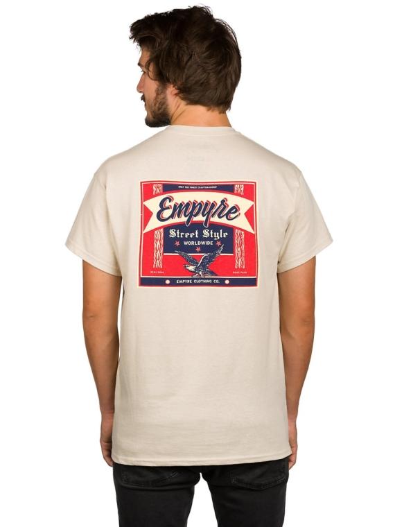 Empyre Street Style T-Shirt bruin