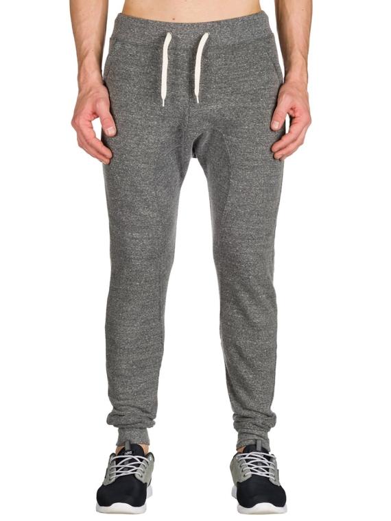 Zine Covers Jogging broek grijs