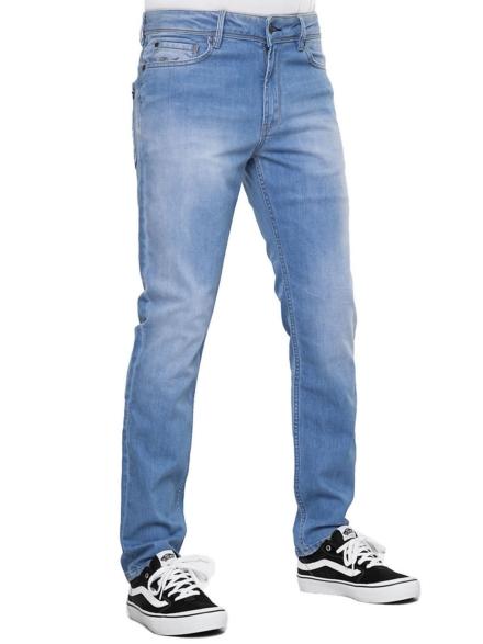REELL Spider Jeans blauw