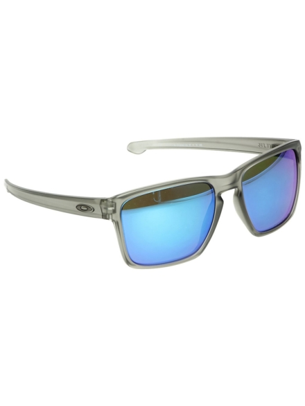 Oakley Sliver XL Matte Grey INK zwart