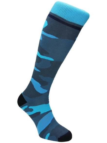 Blue Tomato Merino Riding Tech skisokken camouflage