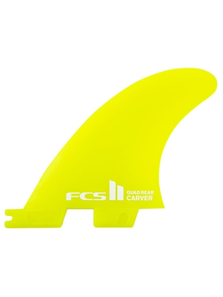 FCS 2 Carver Neo Glass M Quad Rear Ret Fi patroon