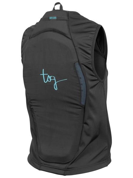 TSG Backbone Vest A zwart