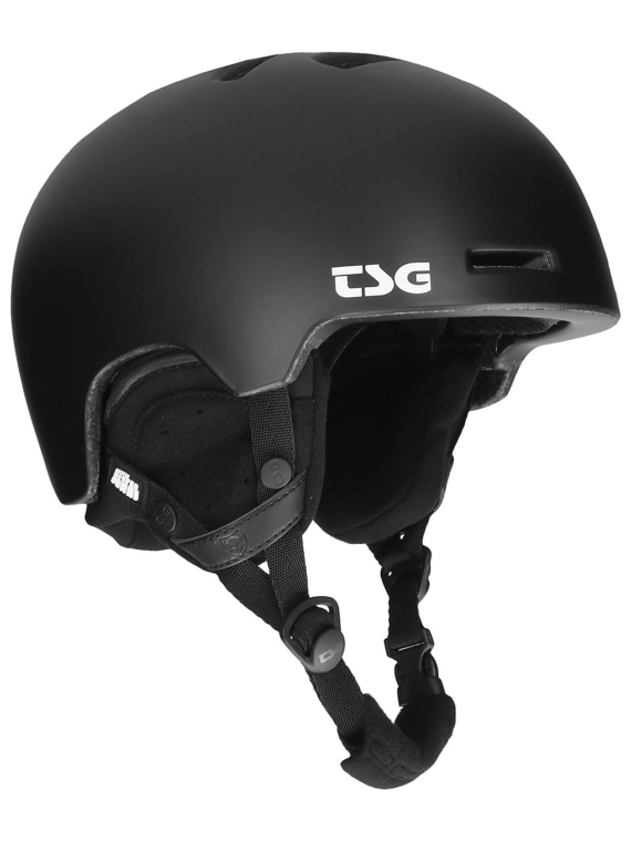 TSG Arctic Nipper Maxi Snowboard Skihelm zwart