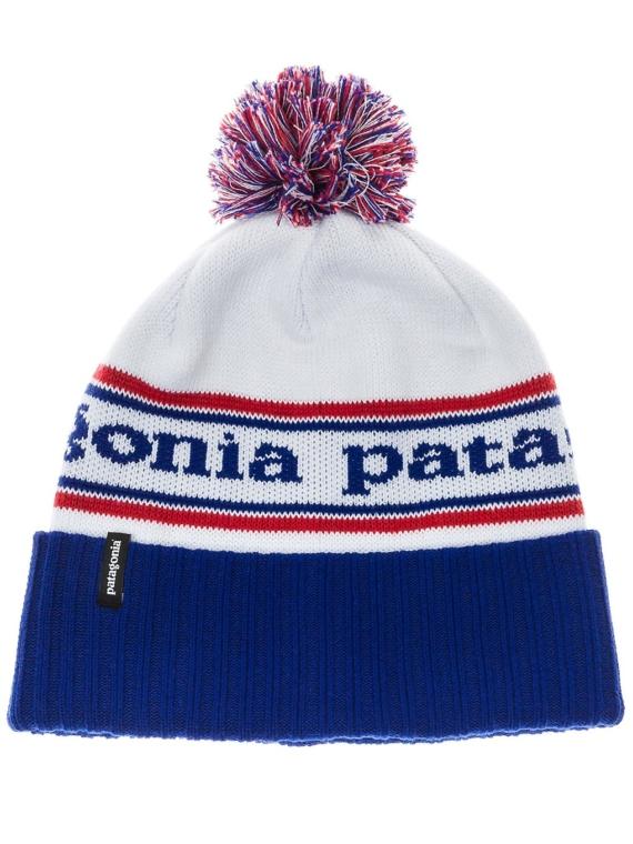 Patagonia Powder Town Beanie blauw