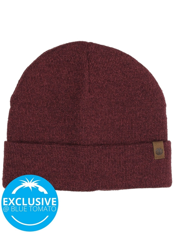 Element Carrier II Beanie rood
