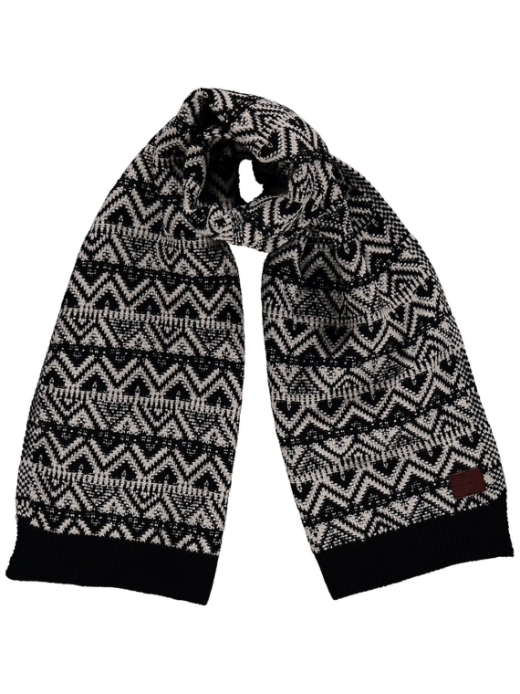 O'Neill Blizzard Wool Mix sjaal zwart