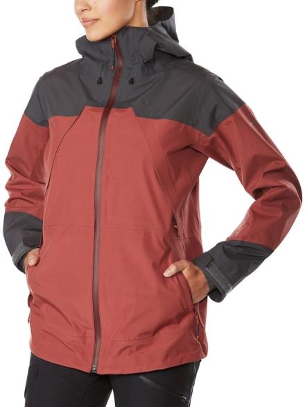 Dakine Beretta 3L Ski jas rood