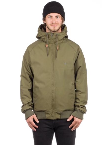 Volcom Hernan Ski jas groen