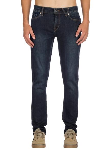 Volcom 2X4 Jeans blauw