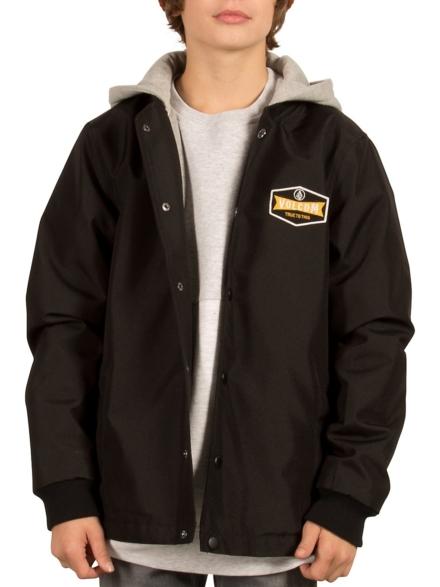 Volcom Highstone Ski jas zwart