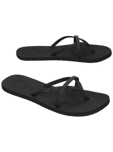 Reef Bliss Wild slippers zwart
