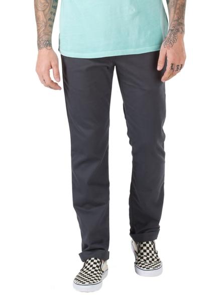 Vans Authentic Chino Stretch broek grijs