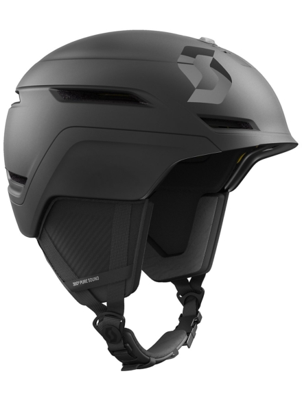 Scott Symbol 2 Plus Skihelm zwart