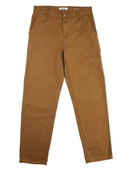 Carhartt WIP Pierce broek bruin