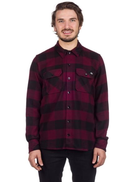 Dickies Sacramento Shirt rood