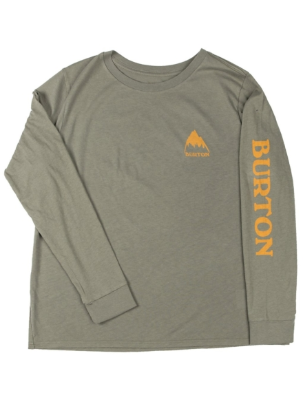 Burton Elite Long Sleeve T-Shirt bruin