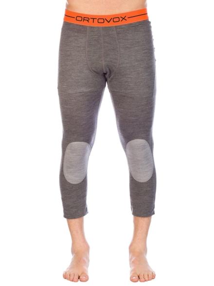 Ortovox 185 Rock'N'Wool Short Tech broek grijs