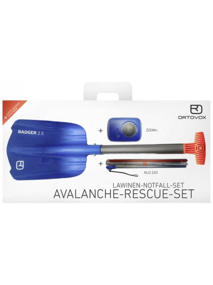 Ortovox Avalanche Rescue Kit Zoom+ patroon