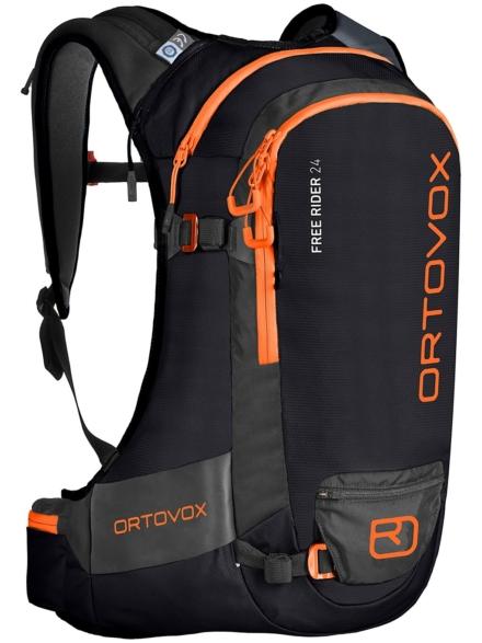 Ortovox Free Rider 24L rugtas zwart