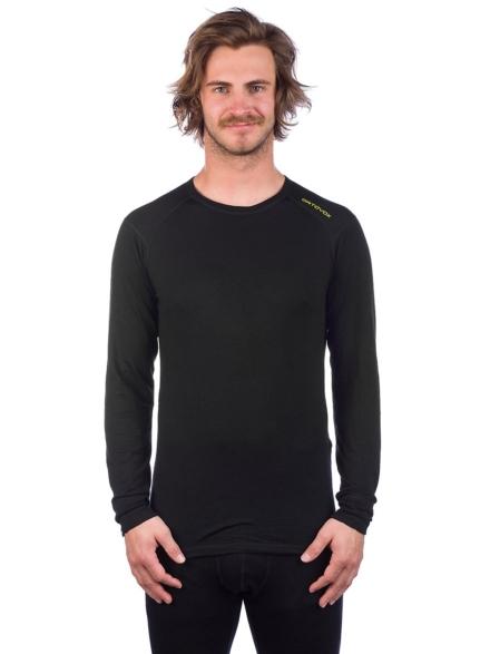 Ortovox 145 Ultra Tech t-shirt met lange mouwen zwart