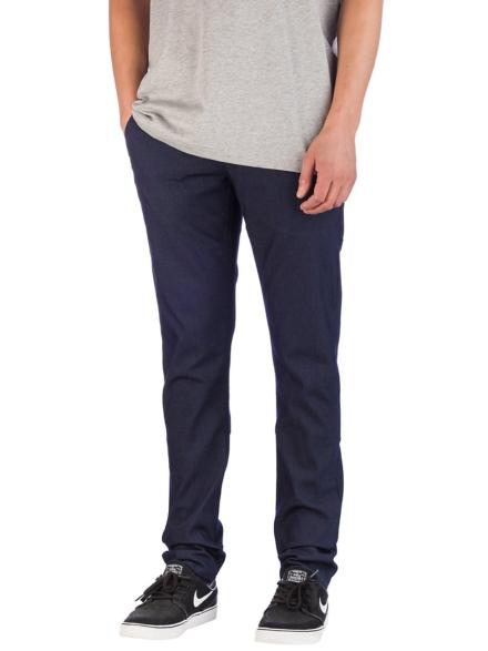 REELL Superior Flex Chino broek blauw
