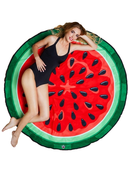 Big Mouth Toys Watermelon Beach Towel patroon