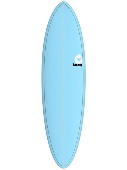 Torq Tet 6'8 Funboard blauw