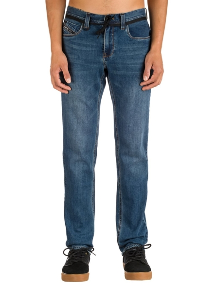 Empyre Skeletor Jeans blauw