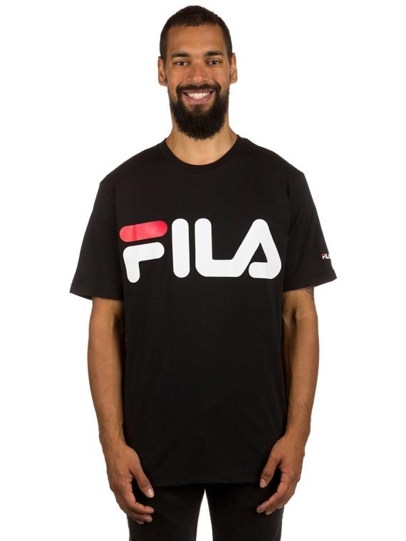 Fila Basic T-Shirt zwart