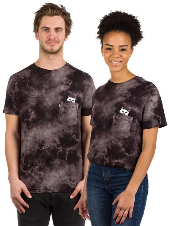 RIPNDIP Lord Nermal Pocket T-Shirt zwart