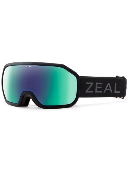 Zeal Optics Fargo Dark Night zwart