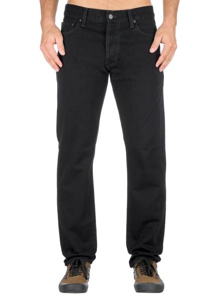 Carhartt WIP Klondike Jeans zwart