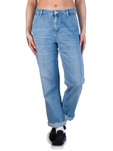 Carhartt WIP Pierce Jeans blauw
