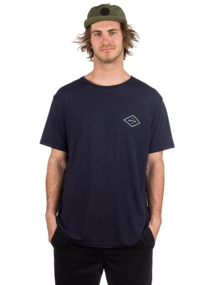 Rip Curl Essential Surfers T-Shirt blauw