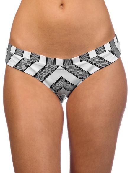 Rip Curl Mirage Lineup Revo Cheeky Bikini Bottom patroon