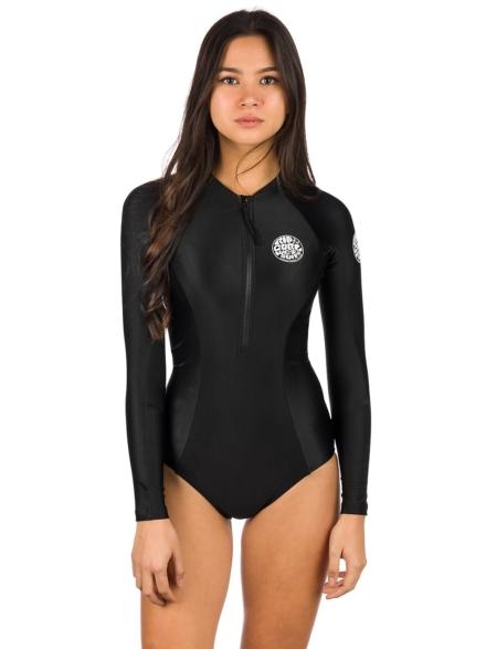 Rip Curl G Bomb L/SL UV Surf Wetsuit zwart