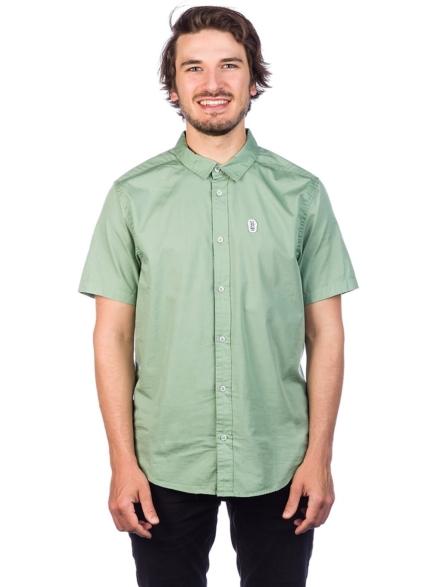 RVCA Stress Shirt groen