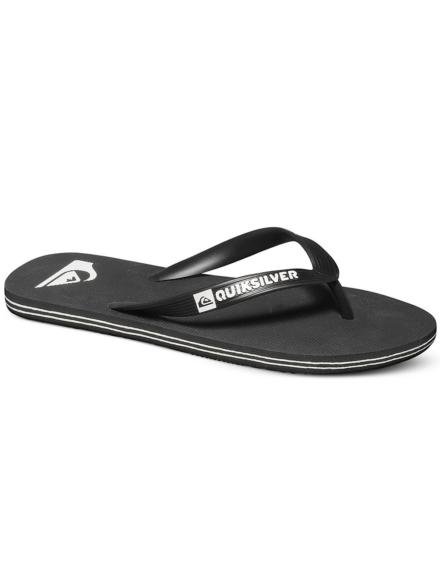 Quiksilver Molokai slippers zwart