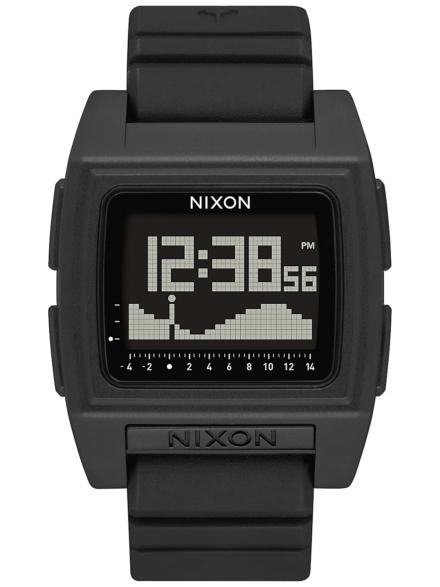 Nixon The Base Tide Pro zwart