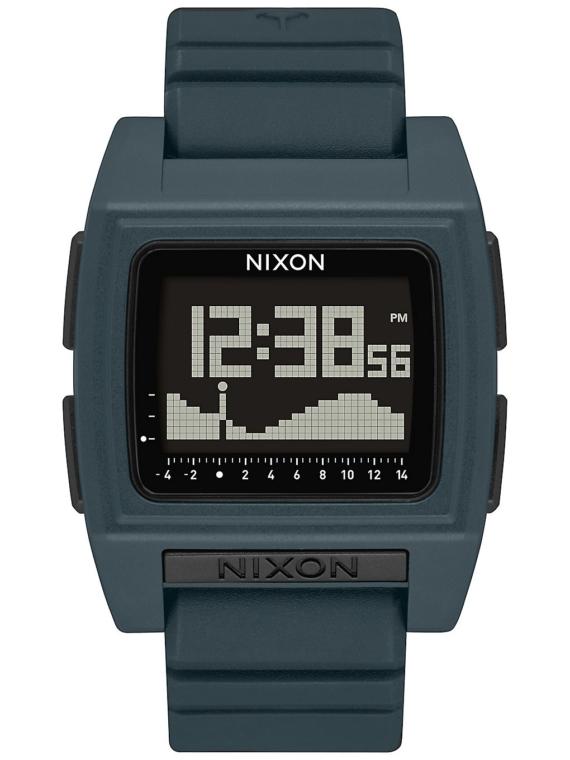 Nixon The Base Tide Pro blauw