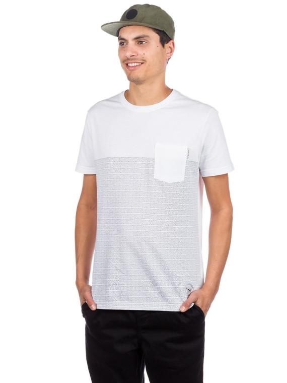 Iriedaily Tahiti T-Shirt wit