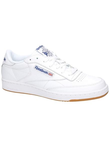 Reebok Club C 85 Sneakers wit
